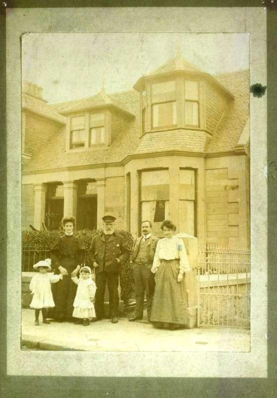 Hugh Anderson's Family