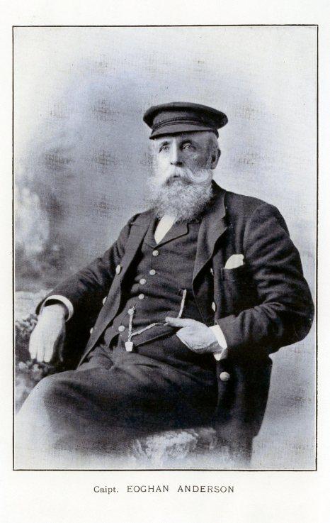 Captain Hugh Anderson.l