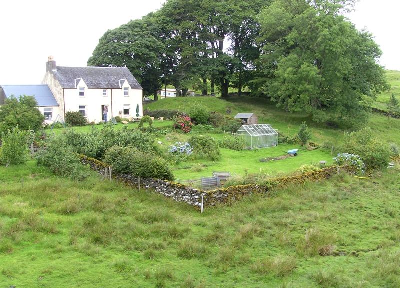 Baligrundle Farmhouse
