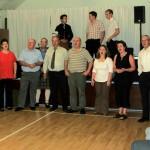Visting Gaelic singers