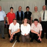 Visiting Gaelic Singers
