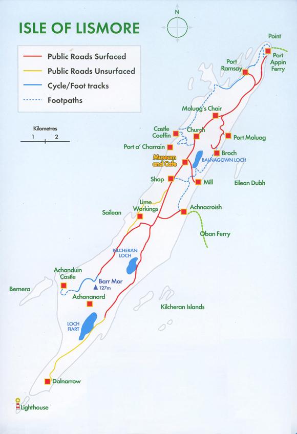 lismore_map