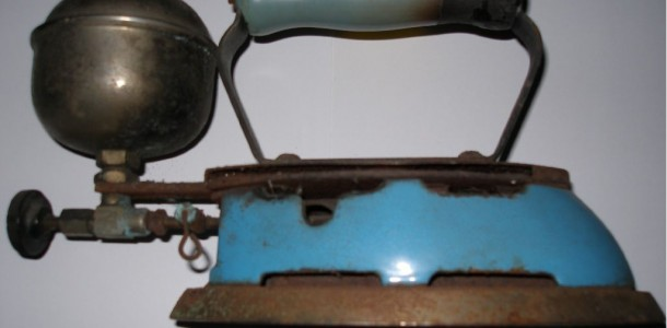 Petrol Smoothing Iron (length 225mm) LISDD:2010.158