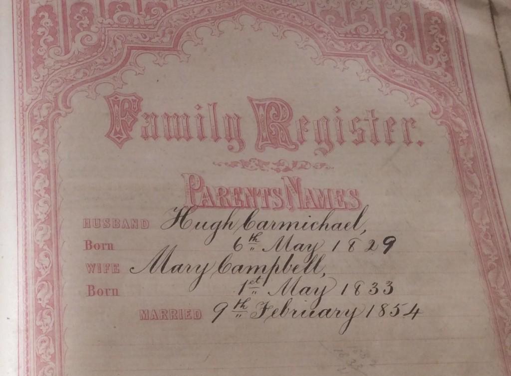 Victorian bible