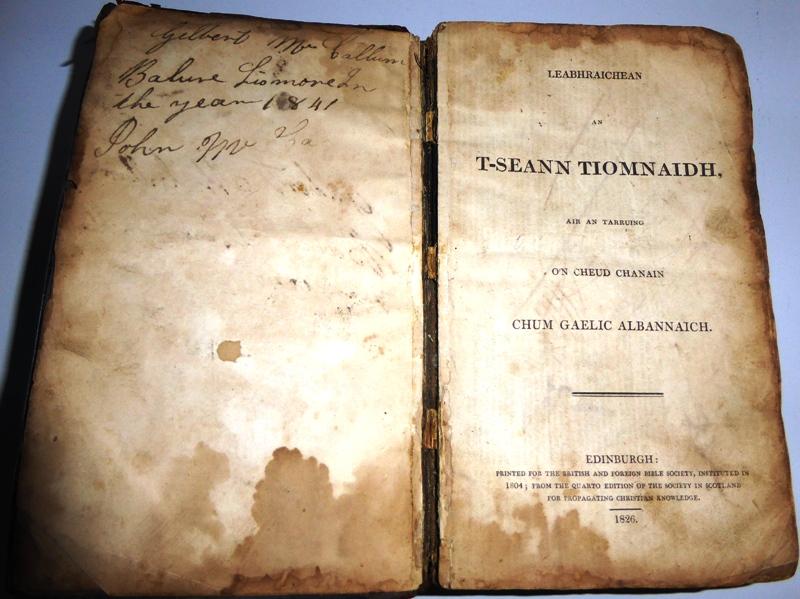 gaelic Bible