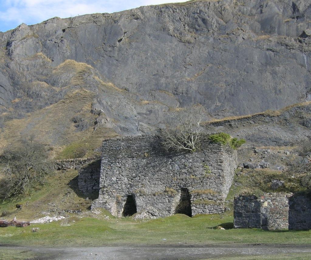 Limekilns at Sailean (NM836414)