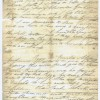 LISDD:2009.N1 Duncan McDonald, North Mountain, West Bay, Cape Breton Island to Gilbert McDonald, Frackersaig, Lismore. 10 March 1847