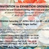 EXHIBITION OPENING: Artists Ted and Elizabeth Odling their lives and work