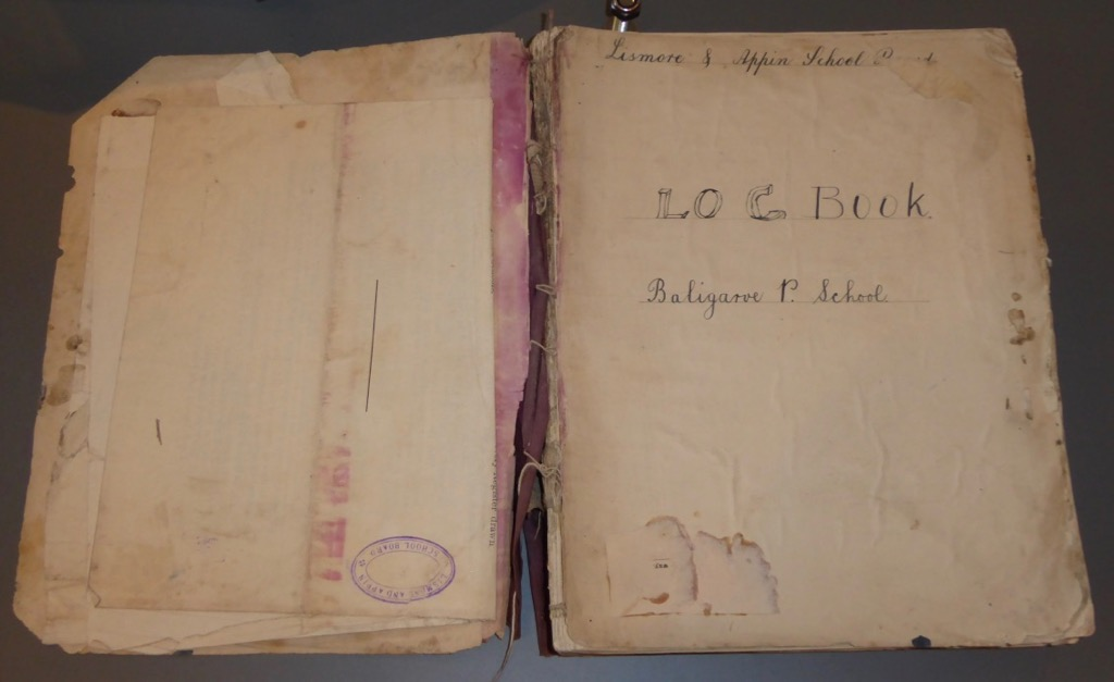 The Baligarve Log Book, 1905-1925