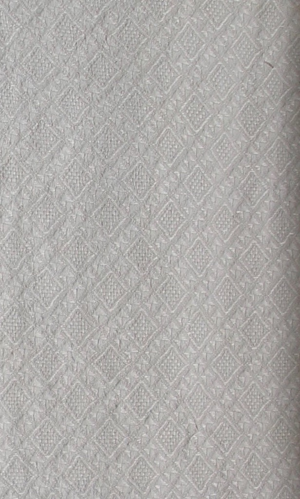 Details of LISDD.2006.51&52. Handloom Damascene weave. Coarse cloth for kitchen use. N Ireland or E Scotland